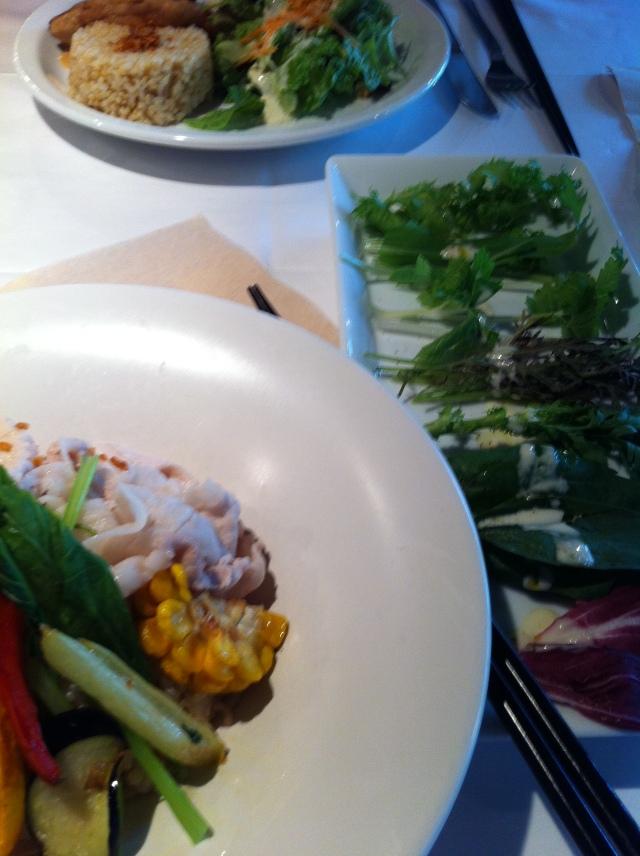 Nakameguro Organic Cafe